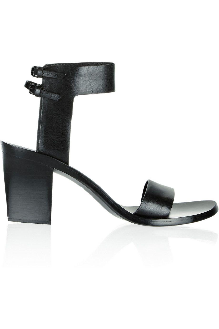 Alexander WangAriel cuffed leather sandals