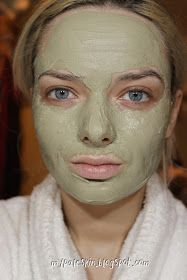 My Pale Skin: [Review] Skincare review - Aztec Secret Indian Healing Clay & Step by step Tutorial