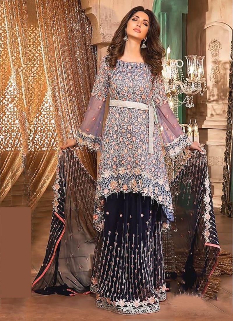 Pakistani Suits - Pakistani Salwar Kameez Online Shopping India in