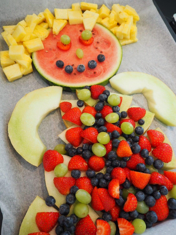 frugt kunst