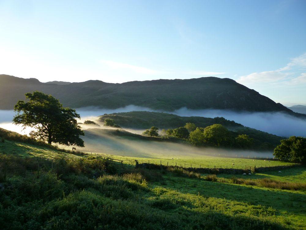 Beddgelet, North Wales