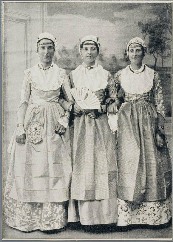 kleding uit 1920