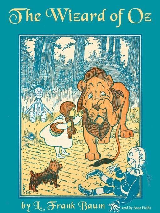 The Wonderful Wizard Of Oz By L Frank Baum Classic Childrens Books Wizard Of Oz Book The Wonderful Wizard Of Oz