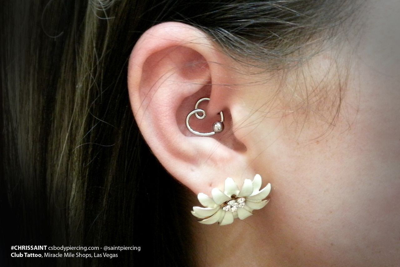 Body piercing jewelry types  Awesome daith piercing  jewelry watches and other fun accessories