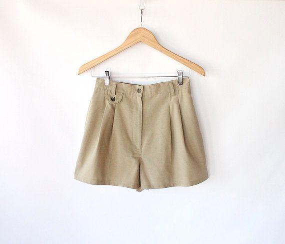 heetheadz.com high waisted khaki shorts (27) #highwaistedshorts ...