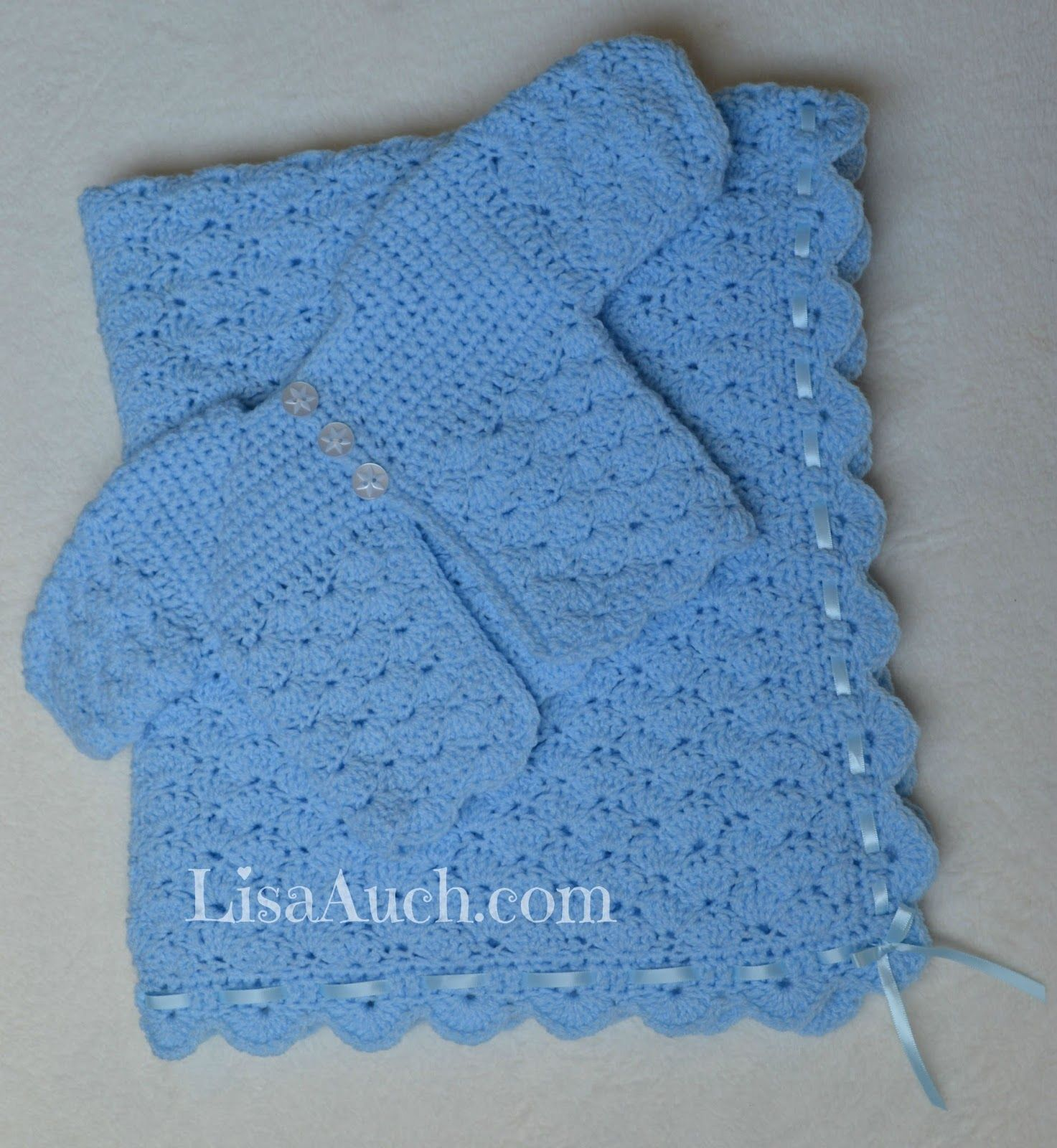 Free crochet patterns and designs by lisaauch baby gift set free crochet patterns and designs by lisaauch baby gift set bankloansurffo Gallery