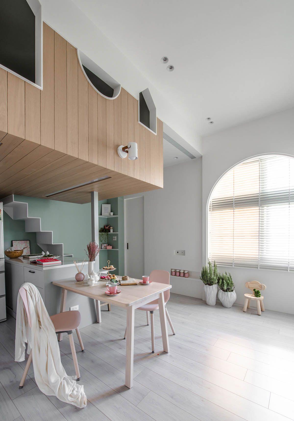 Three Pretty Pastel Home Decor Schemes Pastel House Home Decor