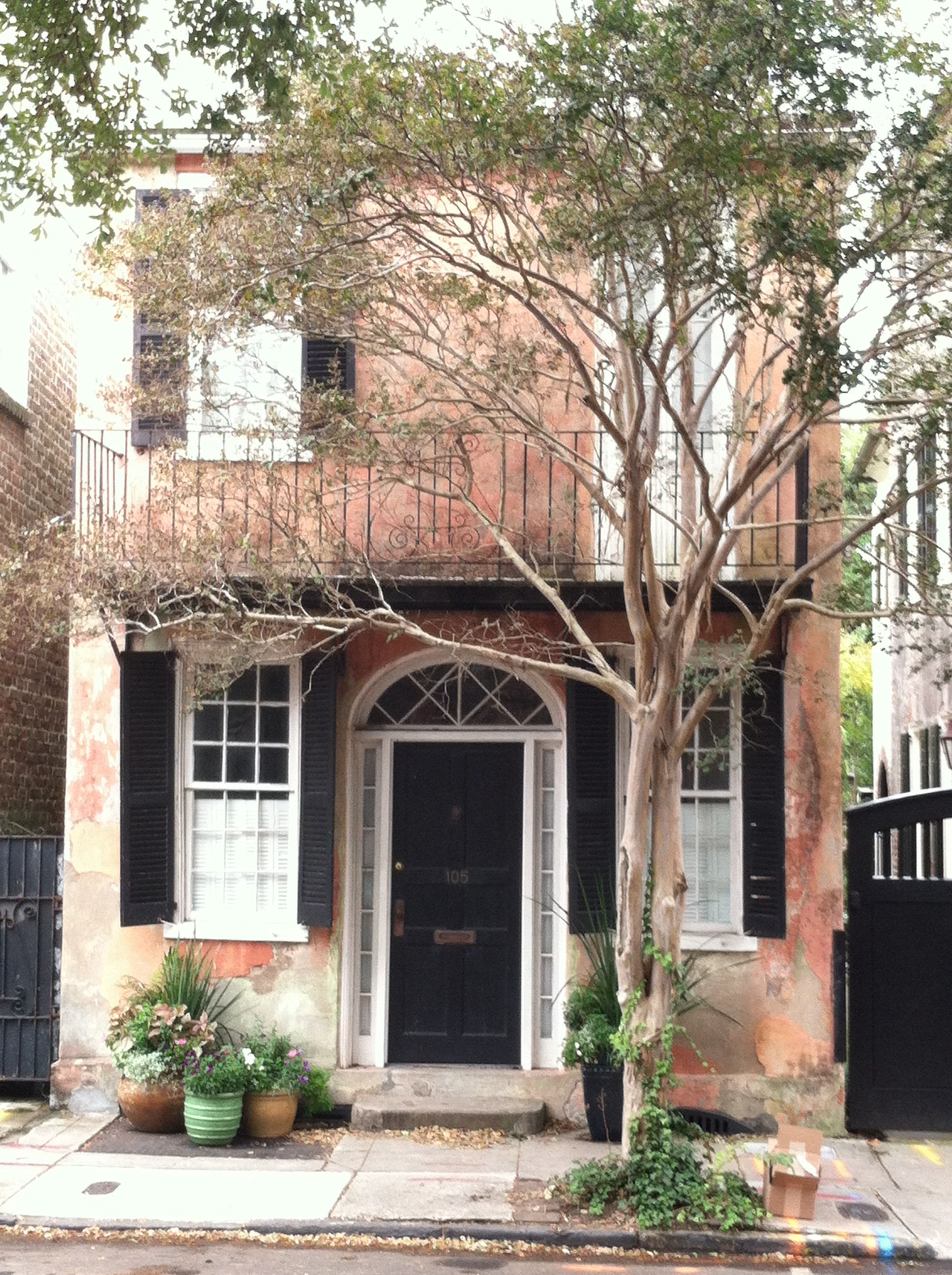 Charleston sc church street beautiful homes image