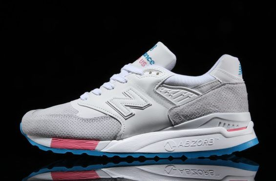 Out Now: New Balance 998 Cotton Candy