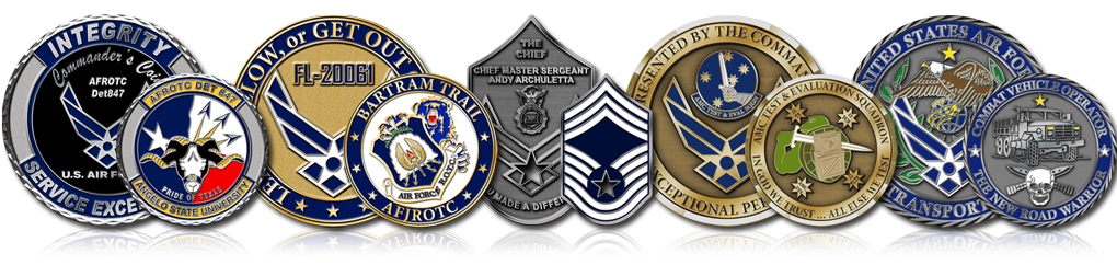 air force challenge coins Air force challenge coins, Air