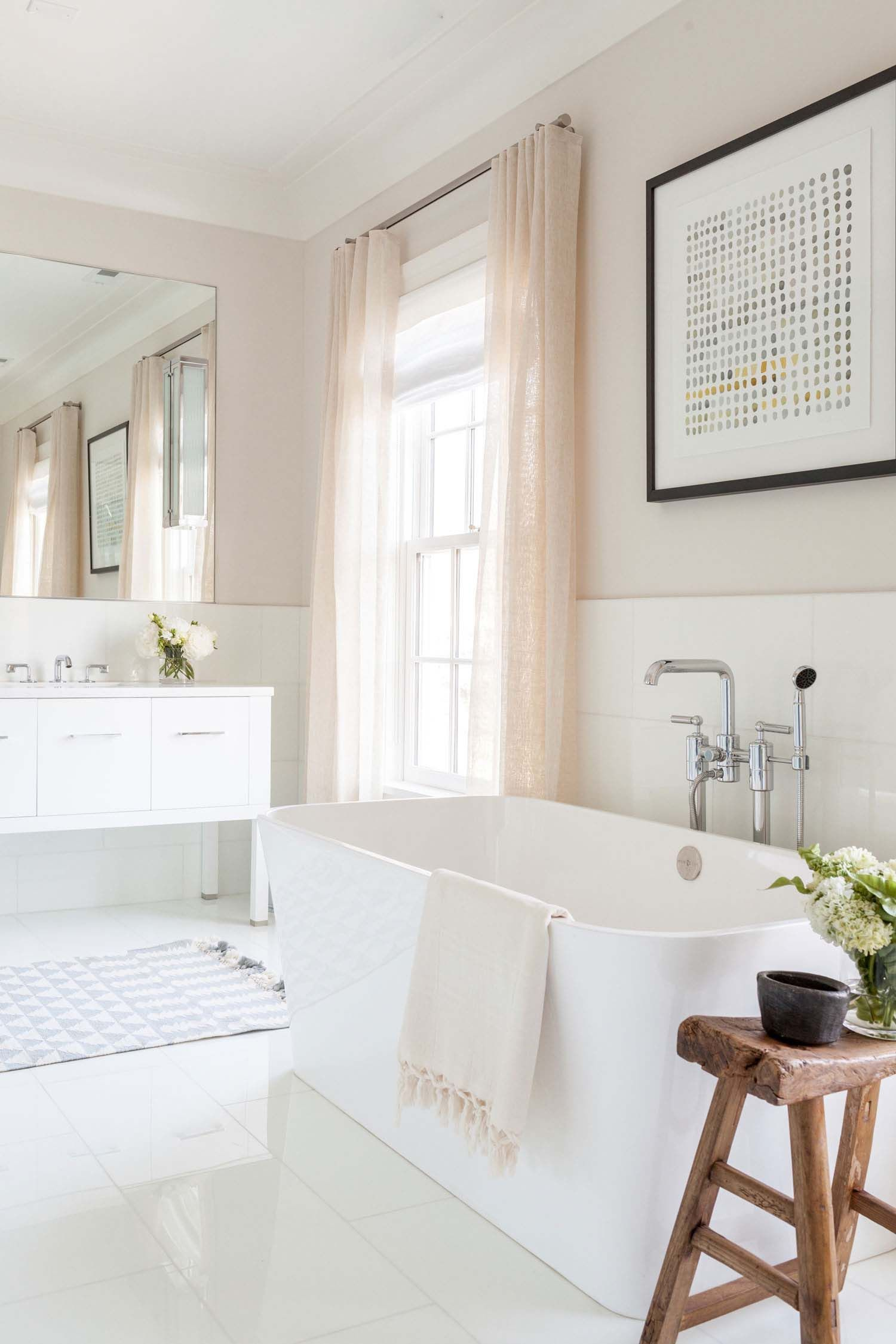 Best Kitchen Gallery: A Modernized Version Of A New England Farmhouse In Connecticut of New England Bathrooms Designs  on rachelxblog.com
