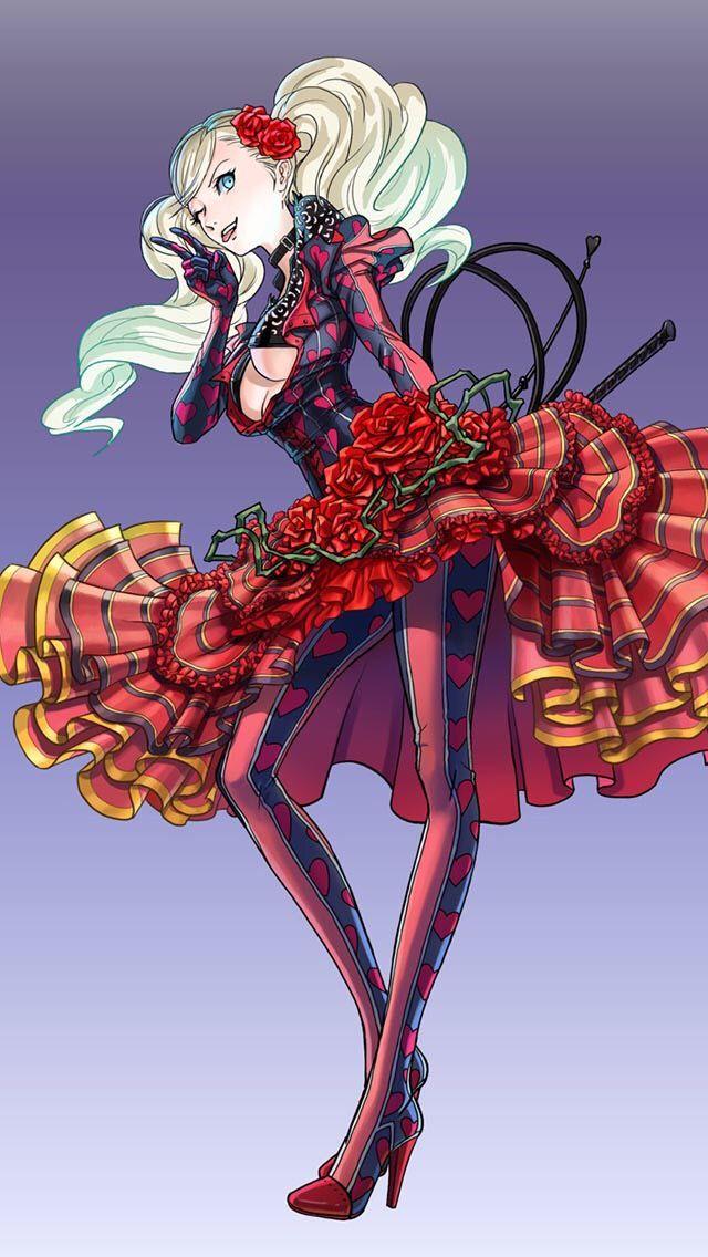 Takamaki Ann Persona 5 Persona 5 Anime Persona 5 Persona 5 Joker