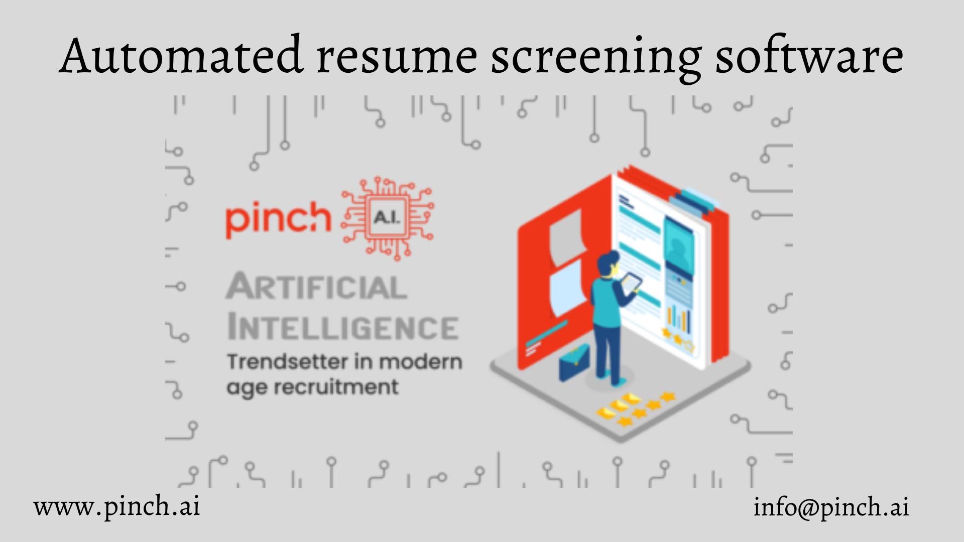 Passing Resume Screening Software Job Interview Tips Network Marketing Business Job Application Network Marketing