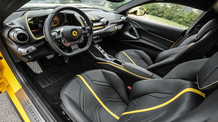 2018 Ferrari 812 Superfast interior Photo 2 Ferrari
