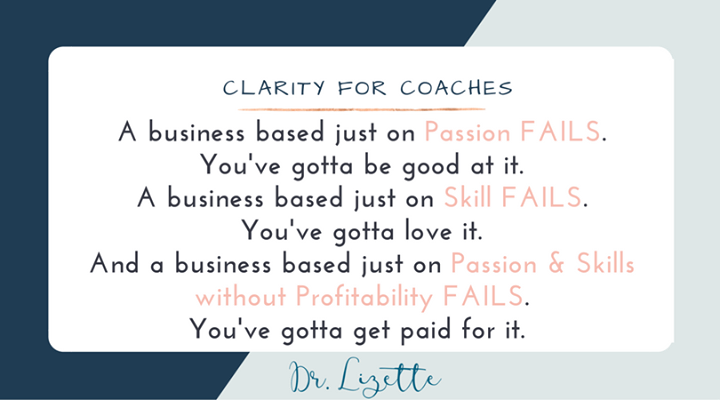 Do you know if your coaching business idea will actually make you happy AND make you money?
