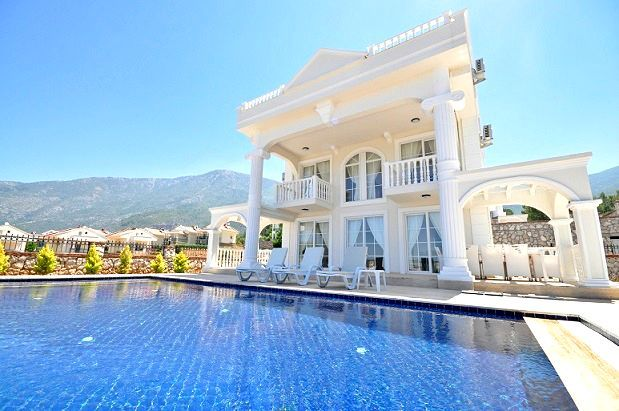 Idyllic Views Near Blue Lagoon Bodrum Antalya Us White House Contemporary Apartment