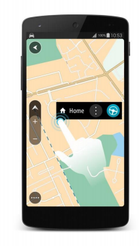 The Tomtom Gomobile Android App Review Find Your Way Save Your