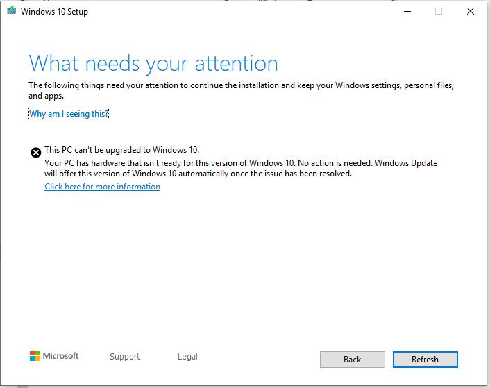 Windows 10 May Update Still Won T Install From Usb Sticks Windows 10 Windows Usb
