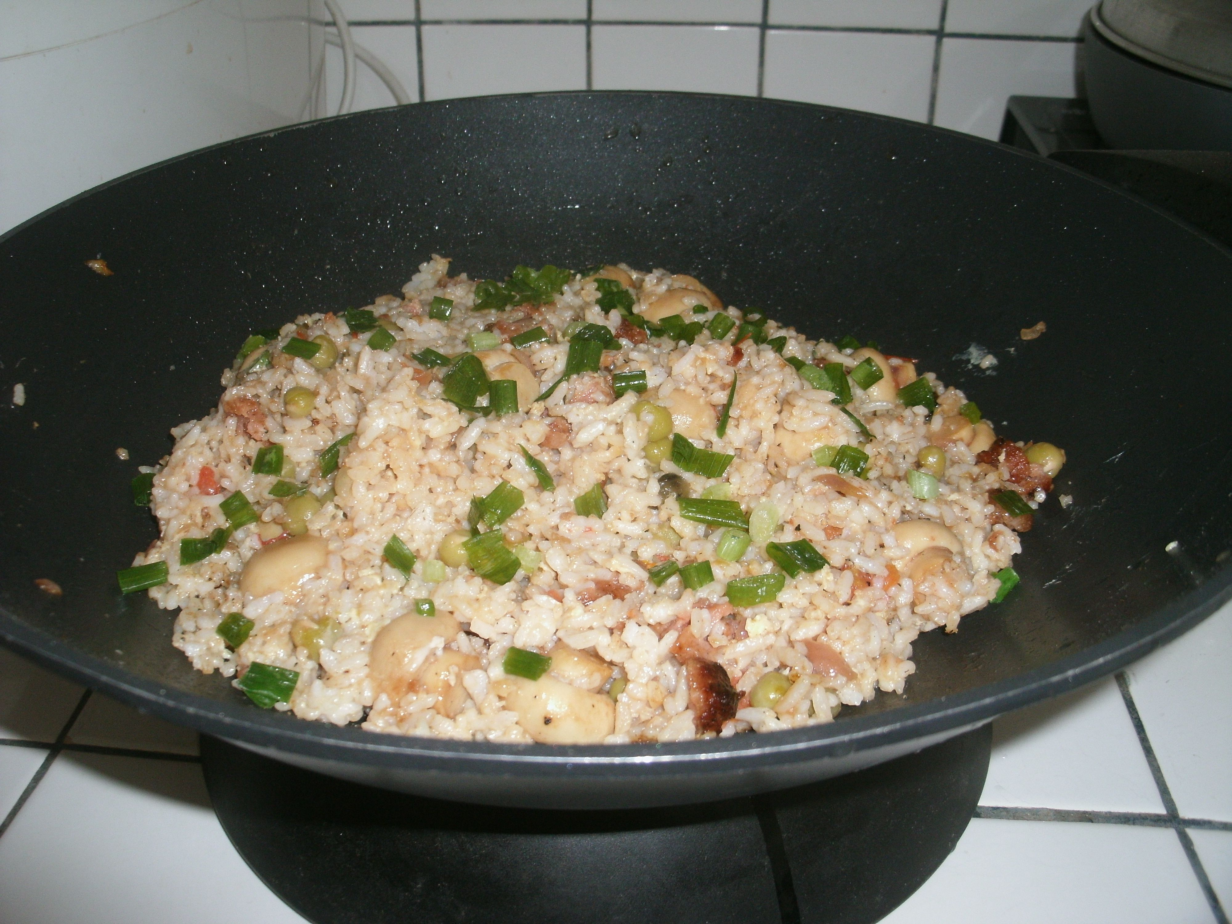 How to make fried rice from leftover rice leftover rice rice how to make fried rice from leftover rice ccuart Images