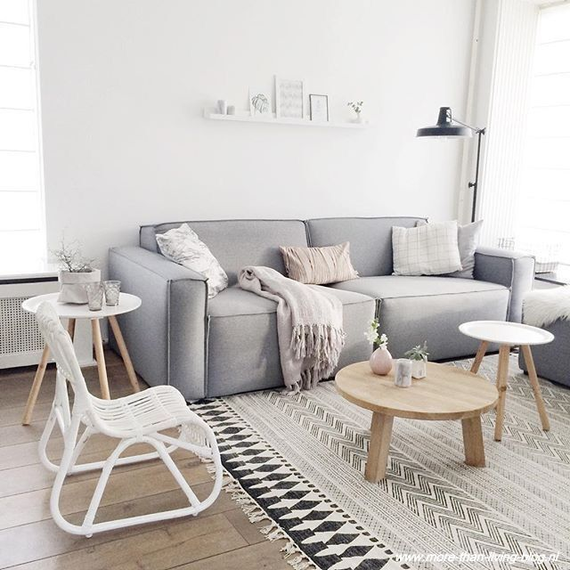 Zetel voor woonkamer. Eenvoudig, comfortabel model. Geschikt voor ...