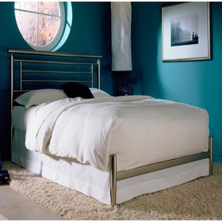 Pin By Samantha Moody On Home Decor Bed Styling Metal