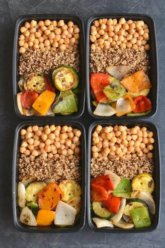 Low-Calorie Meal Prep Ideas That Will Fill You Up!
