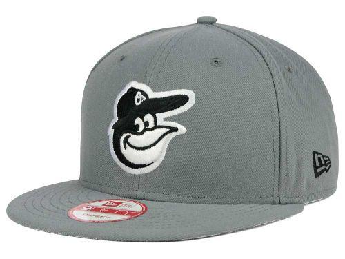 lowest price f5b73 ef755 ... low cost baltimore orioles new era mlb gray black white 9fifty snapback  cap hats cc184 5f88e