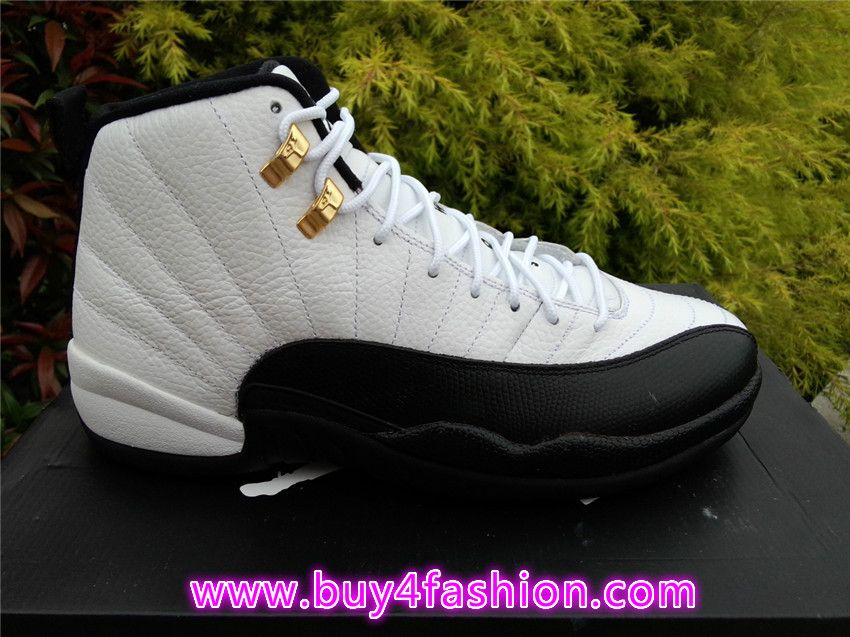 Authentic Air Jordan 12 Retro Taxi website:http://www.buy4fashion.com/