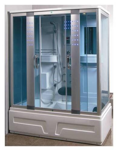 box-doccia-idromassaggio-vasca-sauna-arredo-bagno-turco-cabina ... - Arredo Bagno Box Doccia