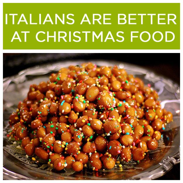 Undeniable proof that italians are better at christmas food my mom undeniable proof that italians are better at christmas food forumfinder Image collections