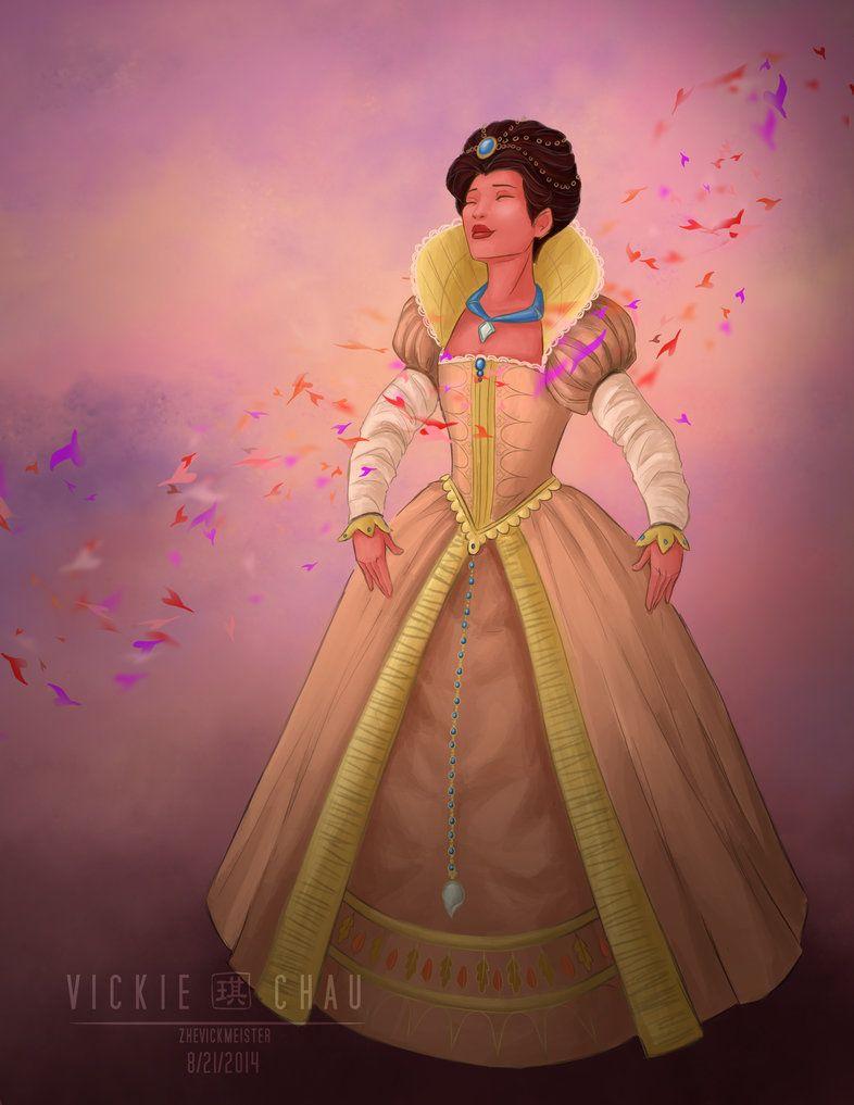 Wedding Dress: Pocahontas by ZheVickmeister on deviantART   Alt ...