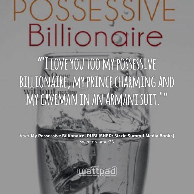 My Possessive Billionaire - Chapter Thirty One | Books | Sharing