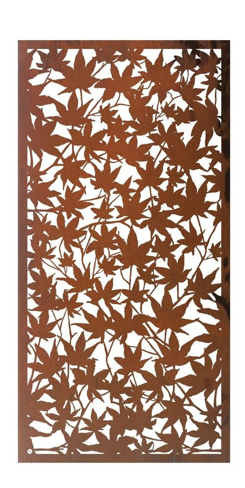 foliage screen - Decorative Sheet Metal