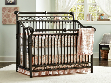 Cirque Metal Crib Discontinued Ideas For The House