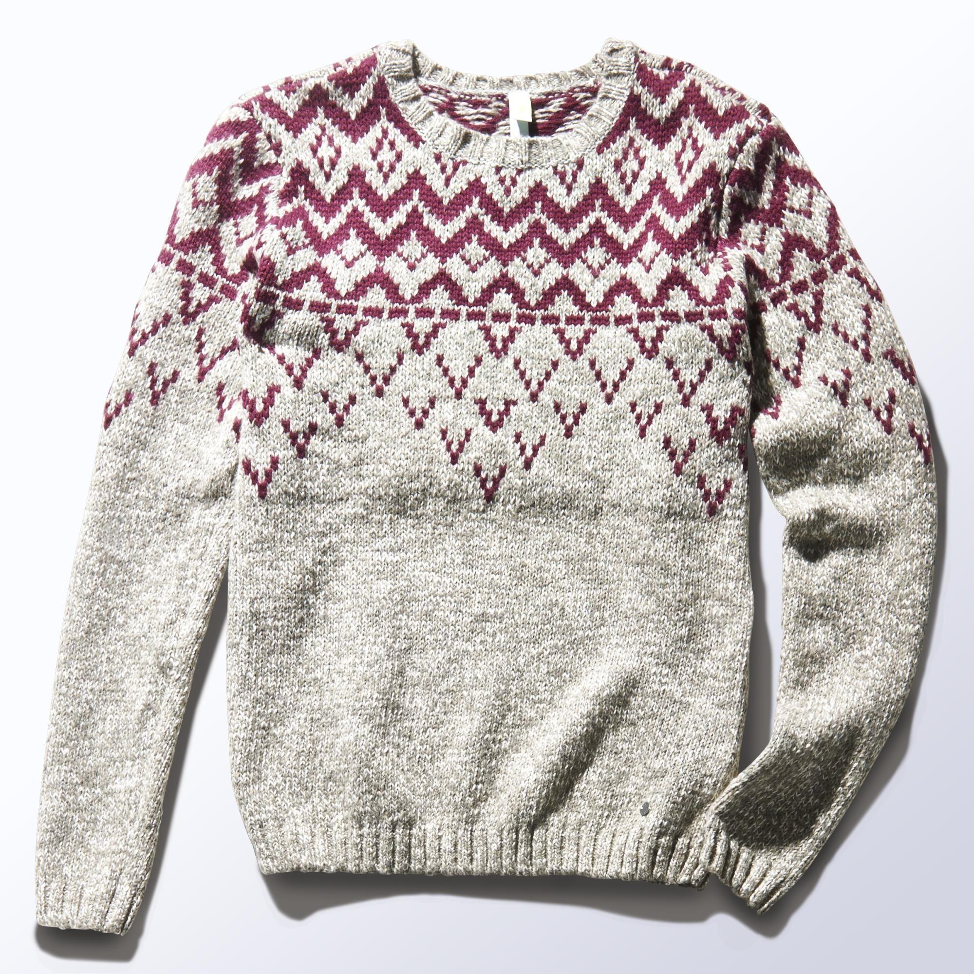 Benigno constante servidor  adidas Nordic Sweater | adidas US | Diseño de indumentaria, Adidas mujer,  Camisas manga larga
