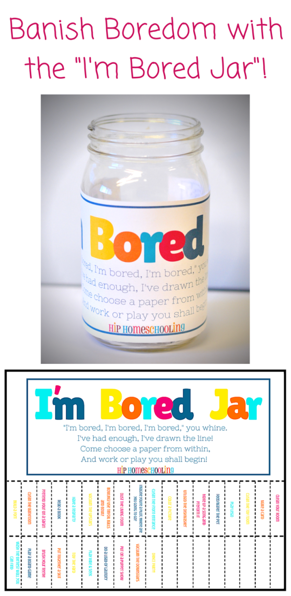 Im Bored Find Out What This Mom Did To Banish Boredom Jars