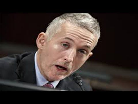Trey Gowdy Shocks The Room After Slamming Unmasker Susan Rice - YouTube