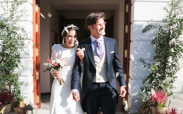 Boda a la vista » La boda de Patricia y Jorge: una celebración única y con estilo