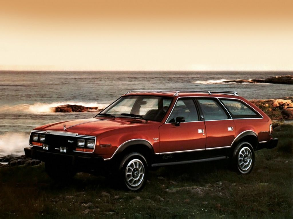 THE GREAT ESTATES Amc, Car, American motors