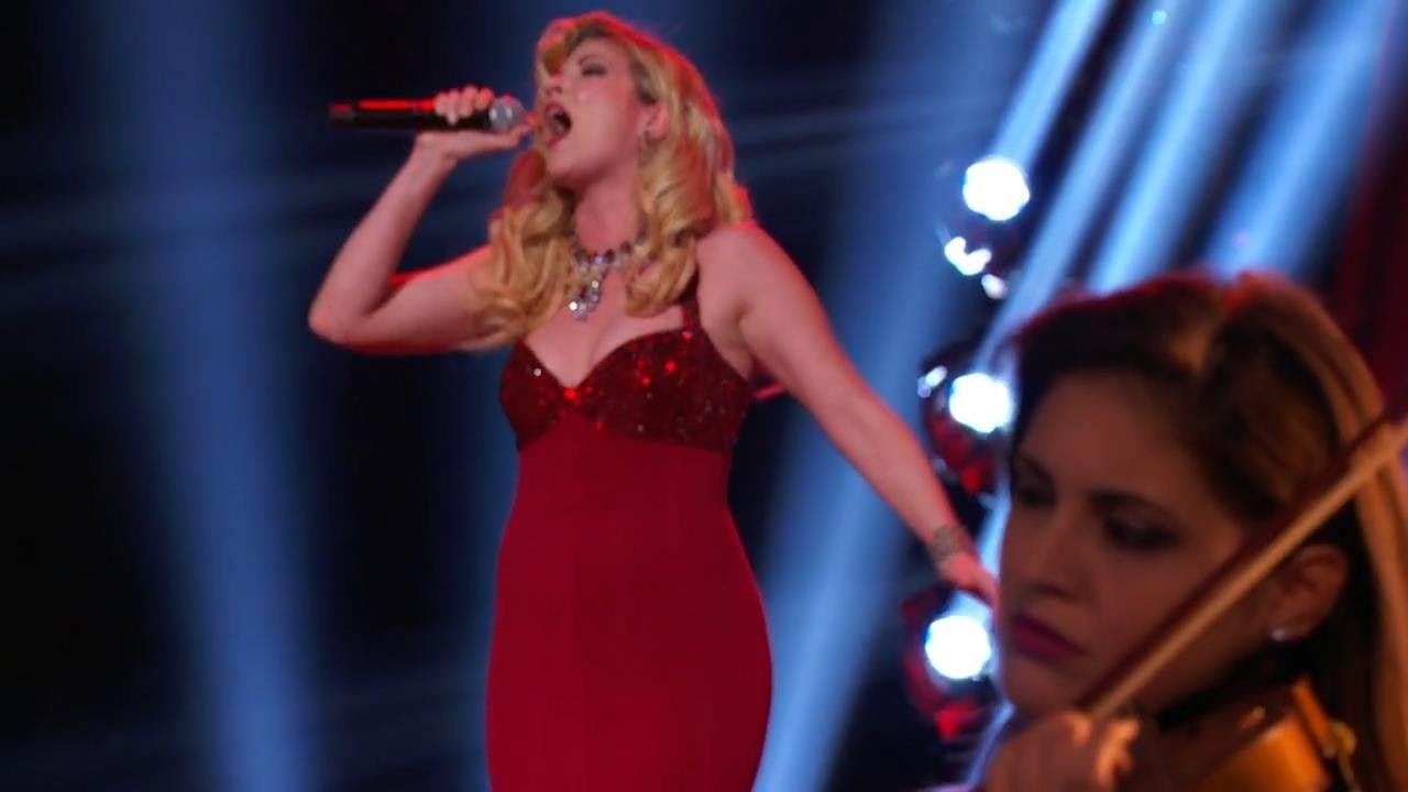 America\'s Got Talent S09E24 Finale Emily West Breakout Performance ...