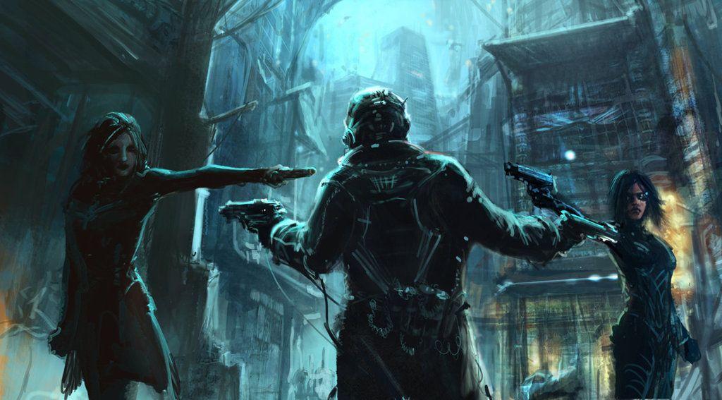 Cyberpunk Byielonia On Deviantart