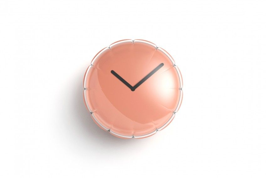 Inflatable clock