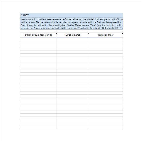 Data Descriptor Worksheet Template 10 Budget Template Google Docs