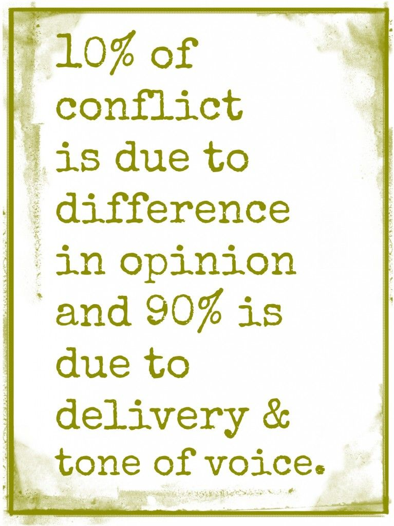 How Do You Handle Conflict Socially Speaking For Adults