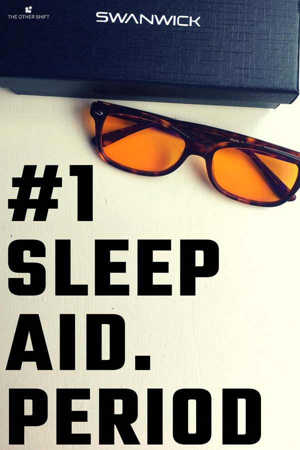 Swanwick Sleep's Blue Light Blocking Glasses Review – Do the