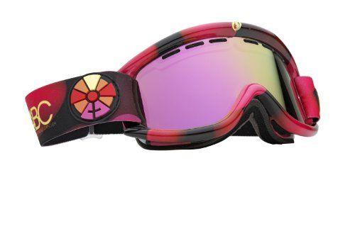93d01209889 Electric EG.5 Snow Goggles (Grey Pink Chrome Lens