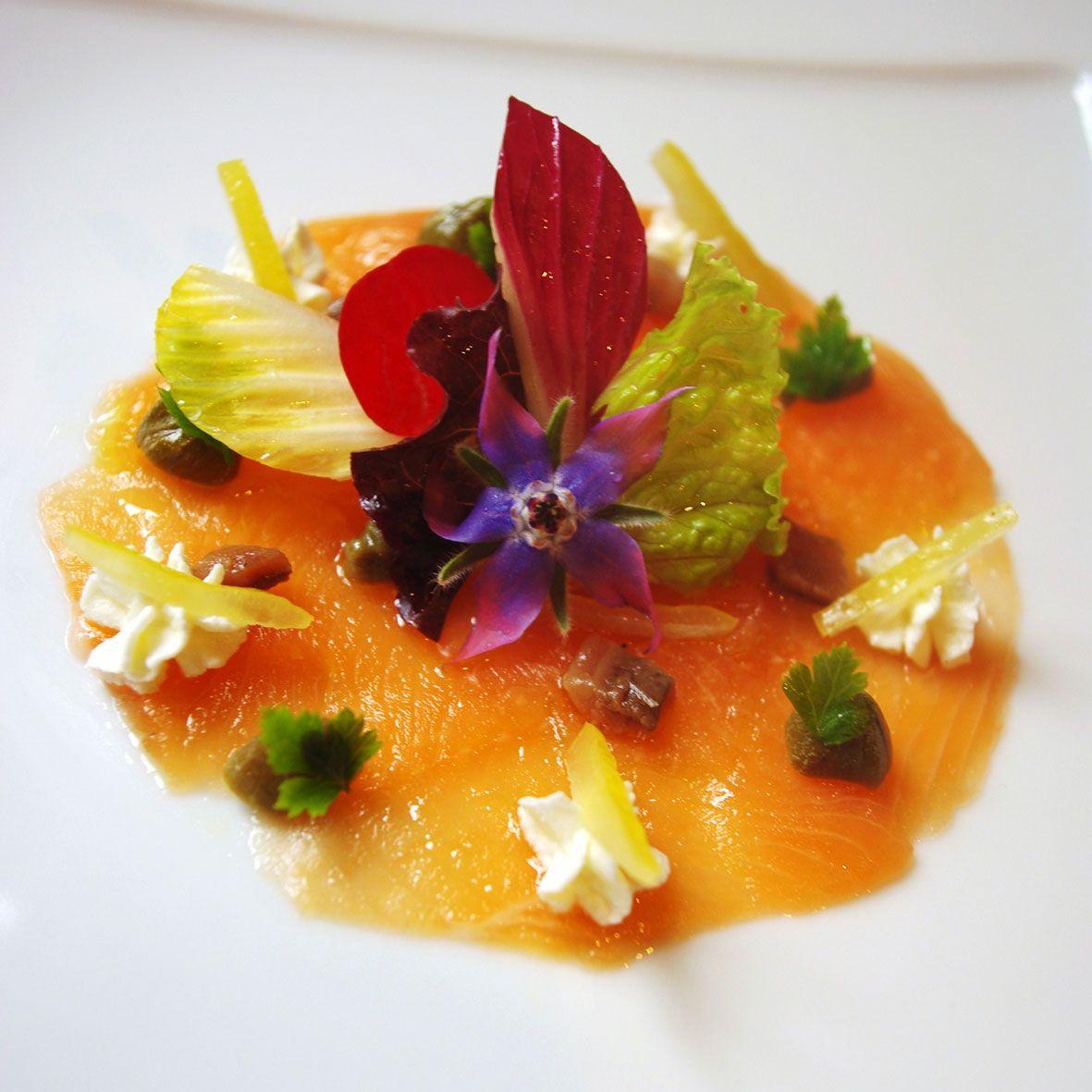 Dauphine Gourmand Cuisine Gastronomique Entrees Pinterest
