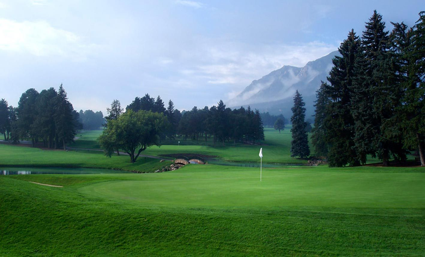 Colorado Springs Resorts The Broadmoor Golf Courses Golf Course Photography Golf Vacations