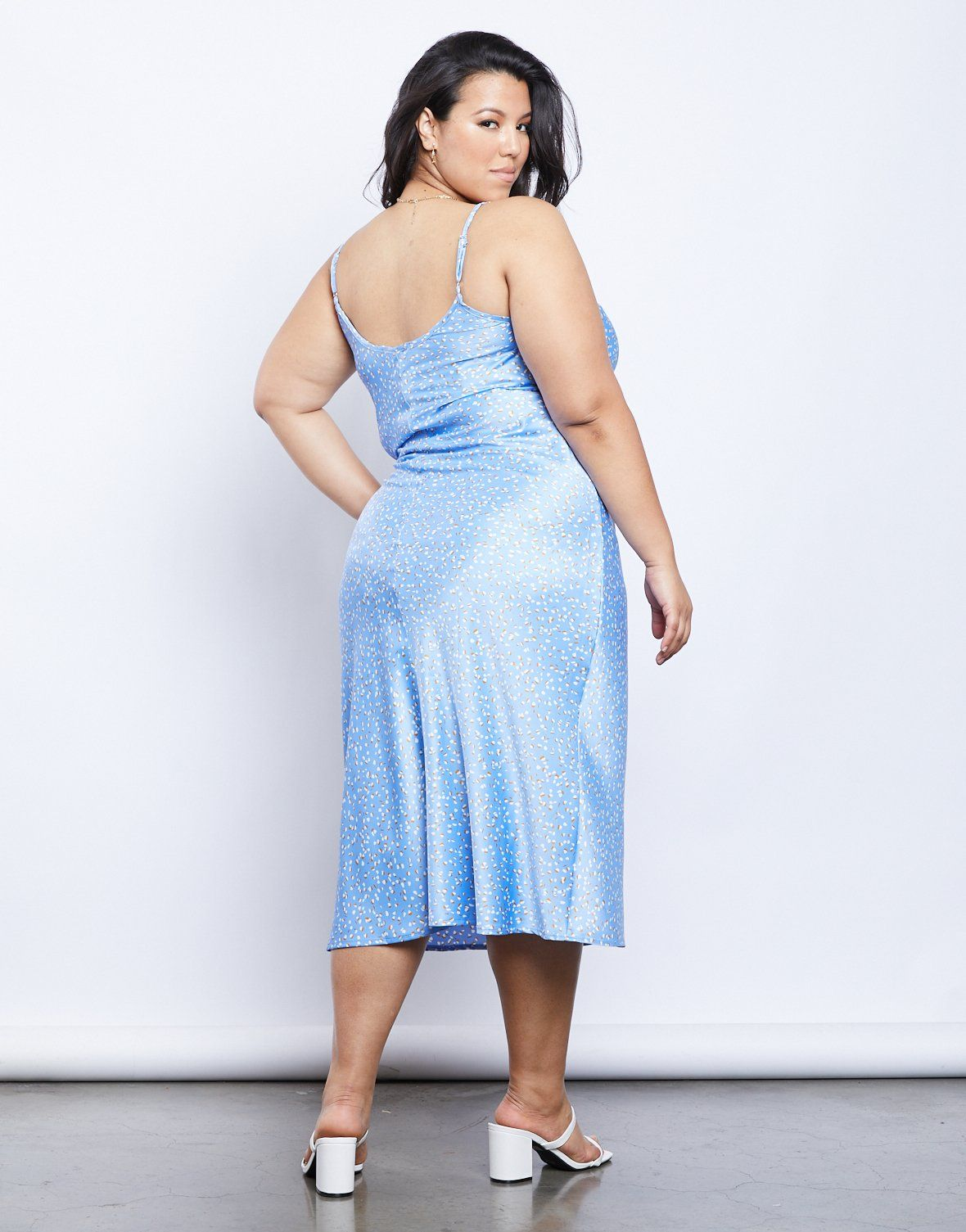 Plus Size Alexcina Slip Dress In 2020 Dresses Slip Dress Stunning Dresses