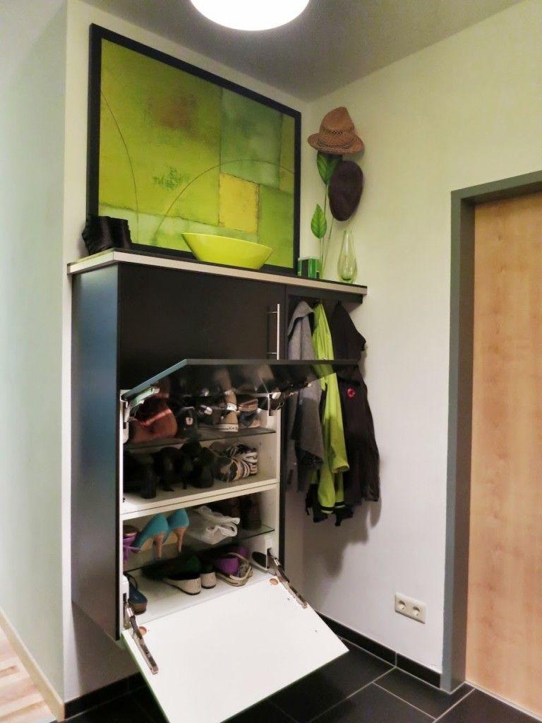 Hallway furniture shoe storage  From kitchen to shoe storage  Decoration  Pinterest  Storage